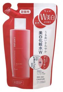 ちふれ美白化粧水の詰め替え用