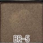 パウダーアイシャドウBR5
