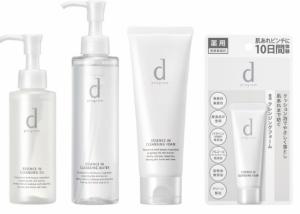 dプログラム 薬用美容洗浄シリーズ