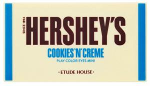 ハーシープレイカラーアイズミニ クッキーアンドクリーム