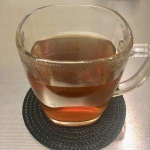 飲みやすい普通のお茶の味