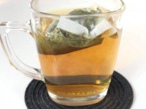 時間をおくと濃くなるモリモリスリム茶