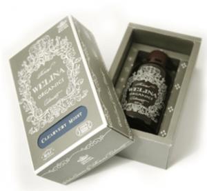 箱に入ったウェリナ クリアヴェリーモイストの化粧水