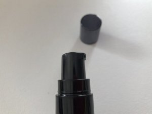 ポンプ式の化粧水