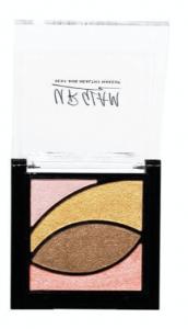 URGLAMベルベットアイカラーパレットの新色02ピンク&ブラウン