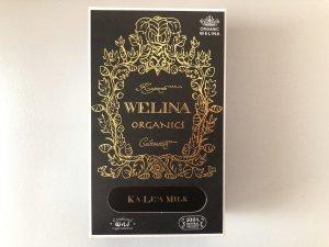 箱に入ったウェリナカレアミルク