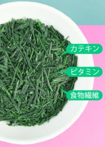 茶葉の栄養成分