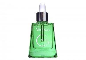 緑のボトルのセラムC