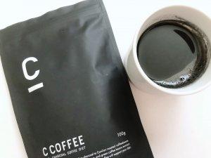 カップに入ったCコーヒー